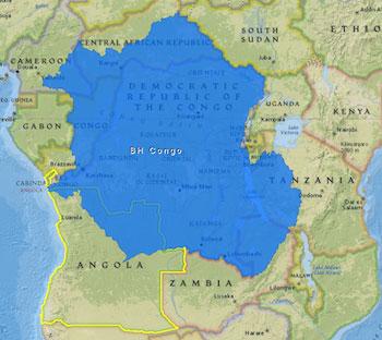 Bacia Internacional do Rio Congo