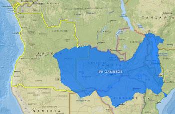 Bacia Internacional do Rio Zambeze
