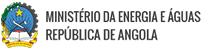 Ministério da Energia e Águas República de Angola Logótipo